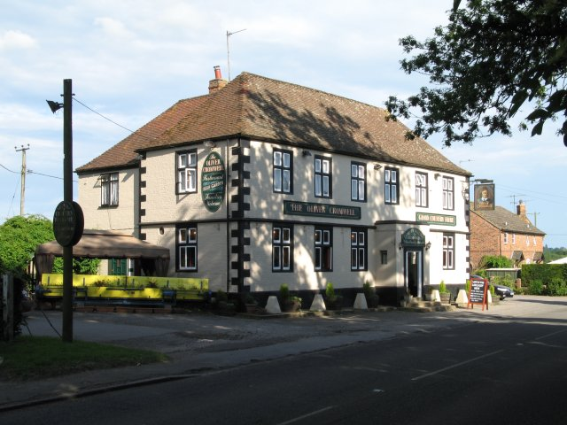 The Oliver Cromwell, Netherstreet