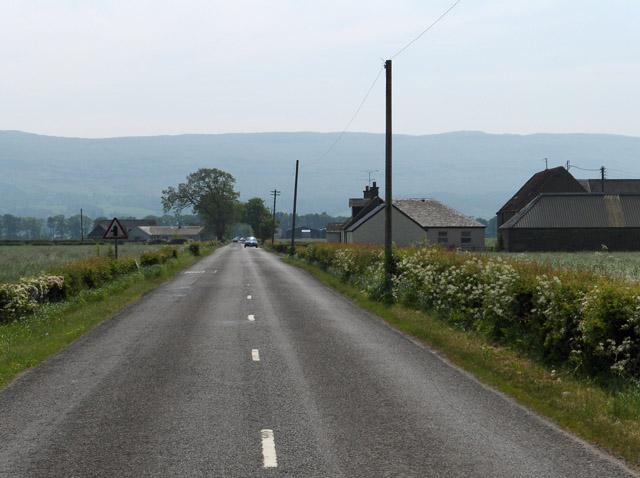B8075, Kirk Lane