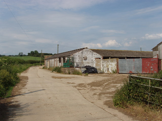 Leatherslade Farm buildings, near Oakley