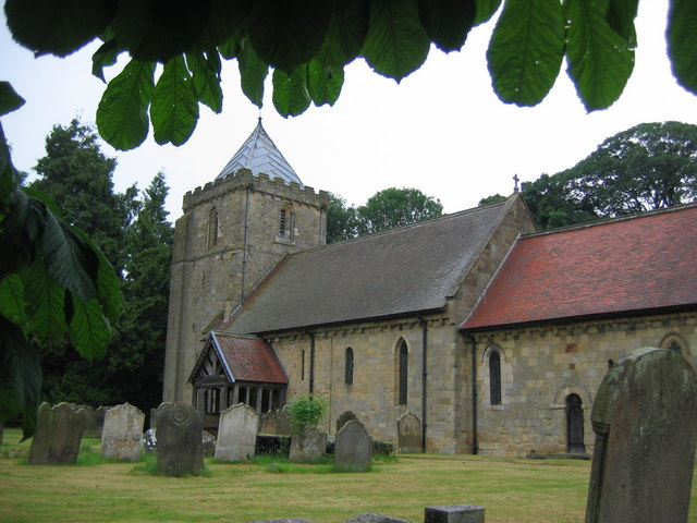 Salton Parish Church