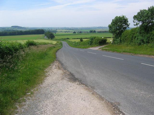 Road View at SE 788687