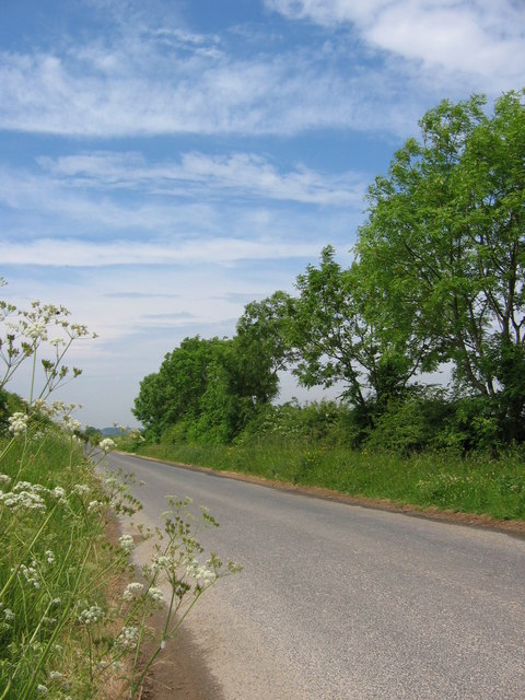 Country Lane at SE789693