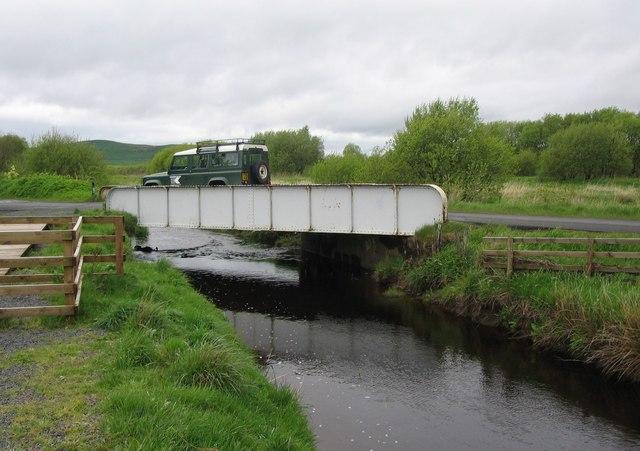 Bridge over Muck Water