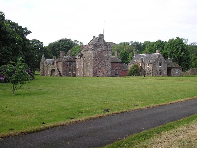 Hunterston Castle