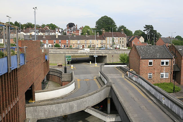 Culver Street car park, Salisbury