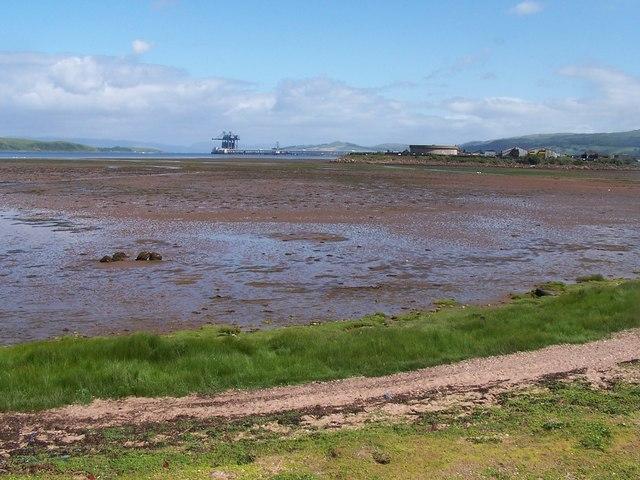 Hunterston - West Kilbride, Gull's Walk
