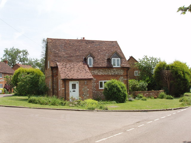 Houses in Arch Way, Speen