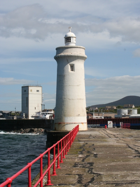 Buckie Harbour Entrance