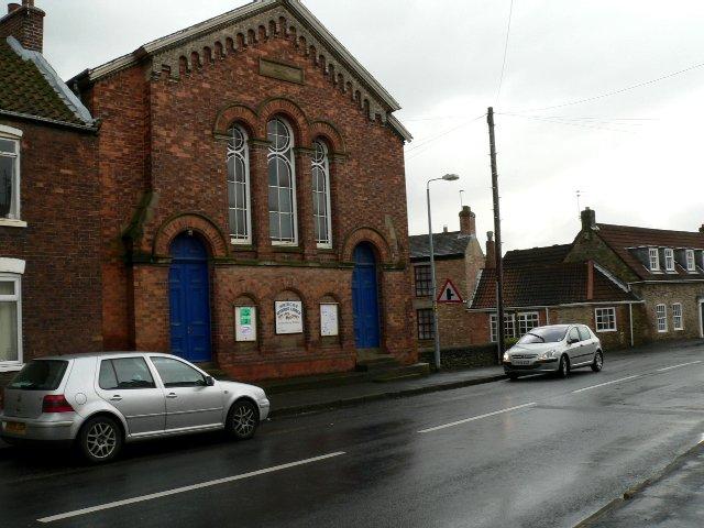 Methodist Church, North Cave