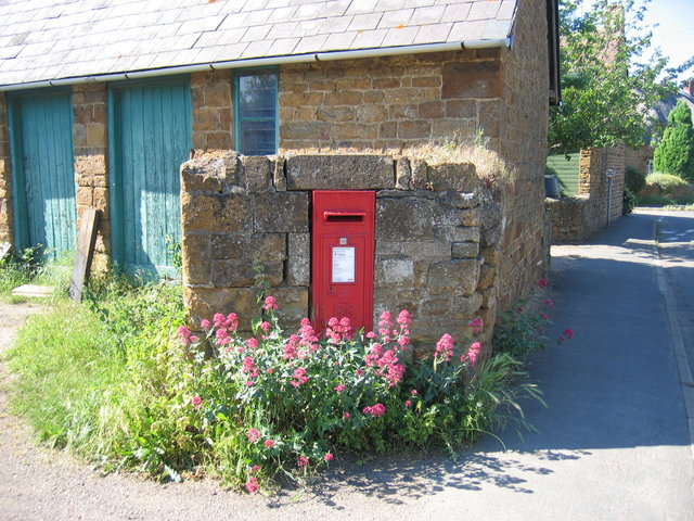 Postbox, Upper Tysoe
