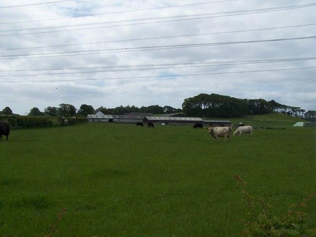Carlung - West Kilbride, Carlung Farm