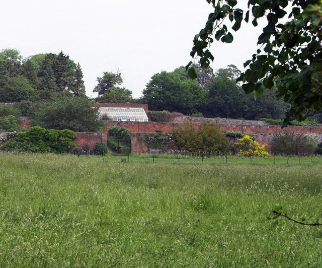 Walled Garden - Michael's Hope