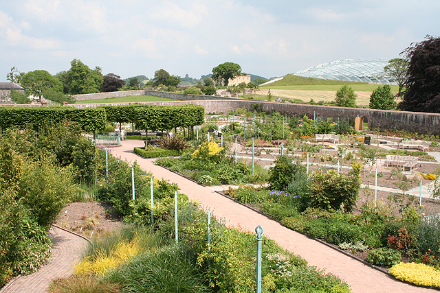 The National Botanic Gardens, Wales