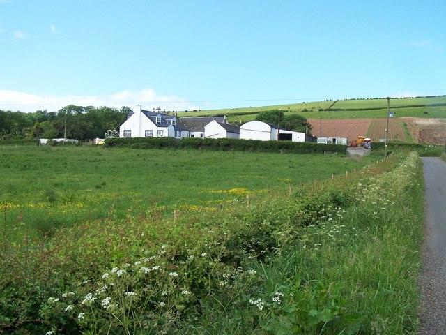 Thirdpart - West Kilbride, Thirdpart Farm