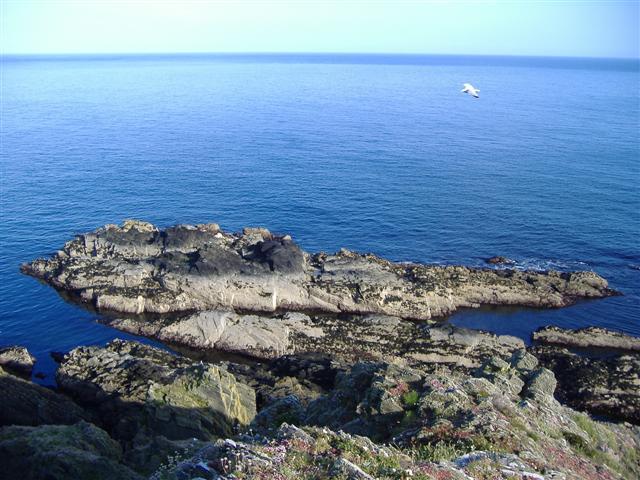 Little Ness just off Marine Drive, Isle of Man