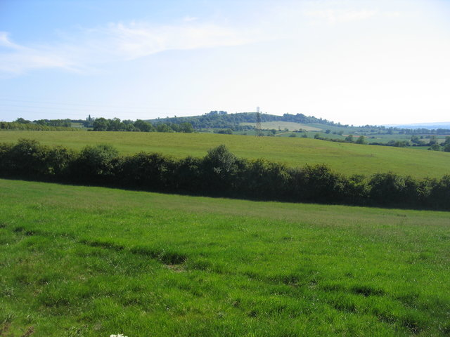 View towards Brailes Hill