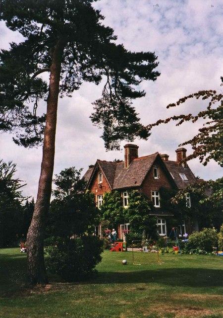 House at Rush Green, Ware