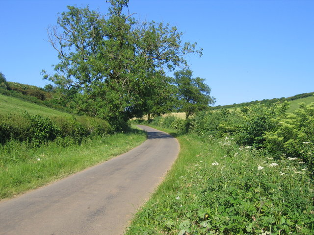 Lane to Winderton