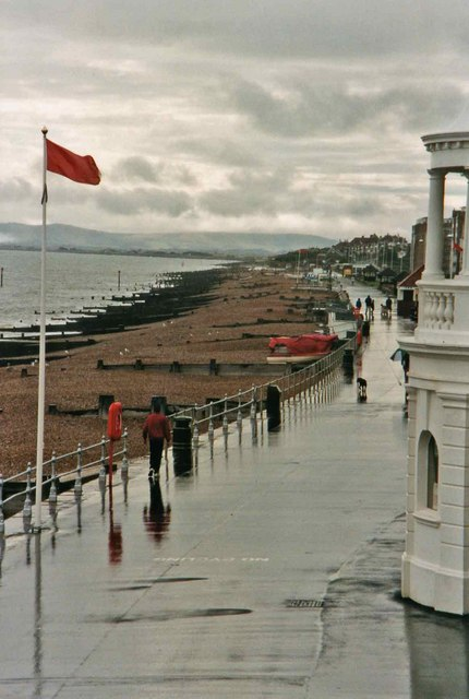 Promenade, Bexhill-on-Sea, Sussex