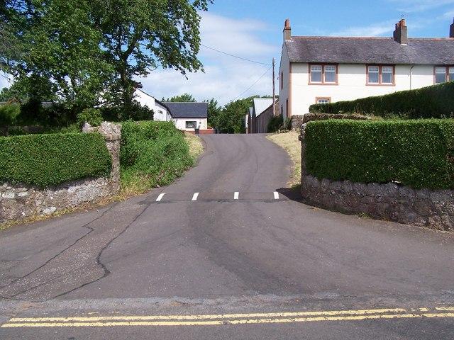 West Kilbride - Portencross Road, Yonderfield Farm