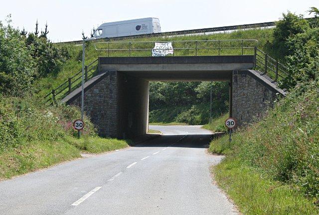 Underpass Overpass