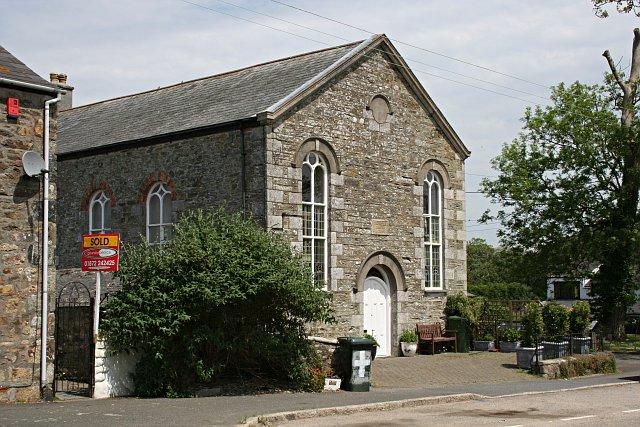 Another Ex Methodist Church
