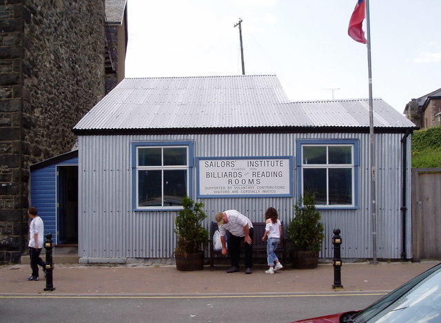 Sailors' Institute, Barmouth
