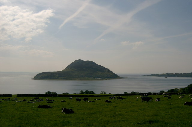 Clauchlands Farmland, Lamlash, Arran
