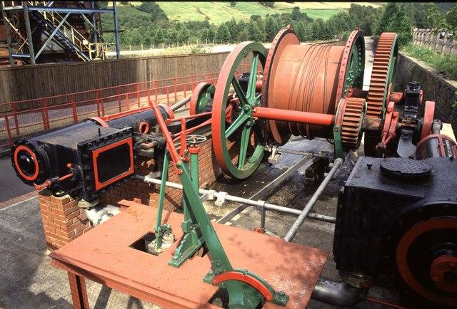 Cefn Coed Colliery