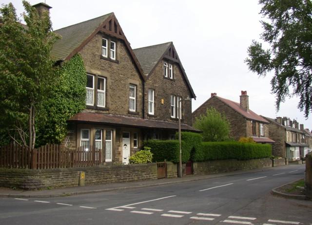 Park View, West End, Cleckheaton