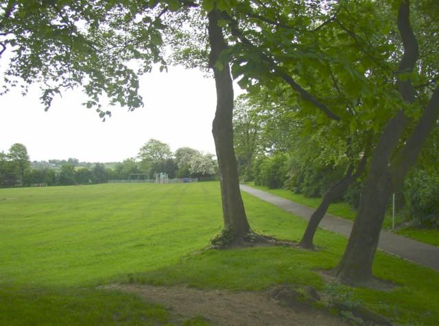 West End Park, Cleckheaton
