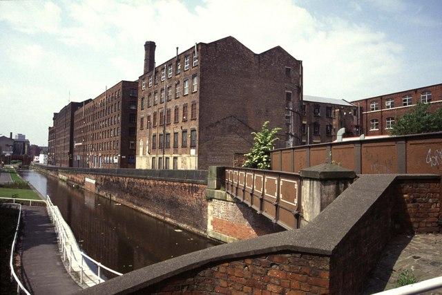 Ancoats Mills