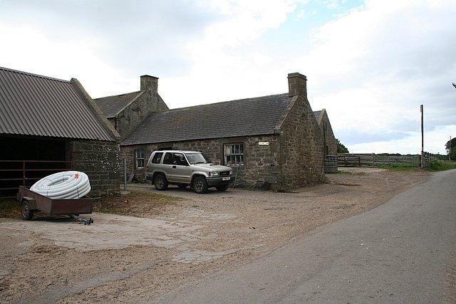 Keam Farm, Morayshire