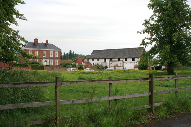 Avenue Farm, Normanton-on-the-Wolds