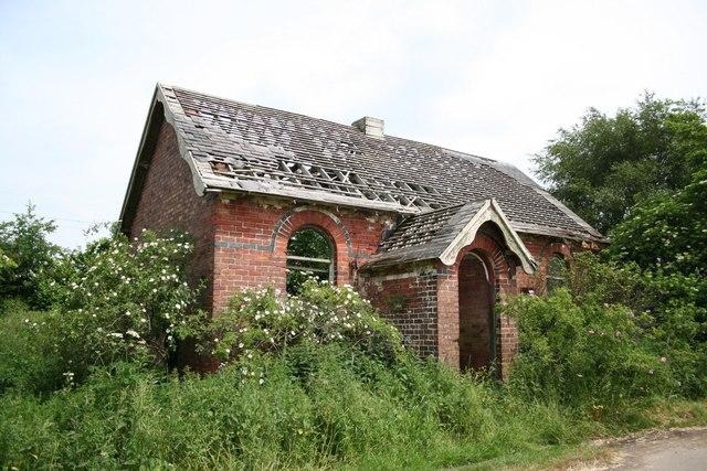 Medge Hall Chapel