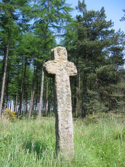Mauley Cross, Cropton Forest