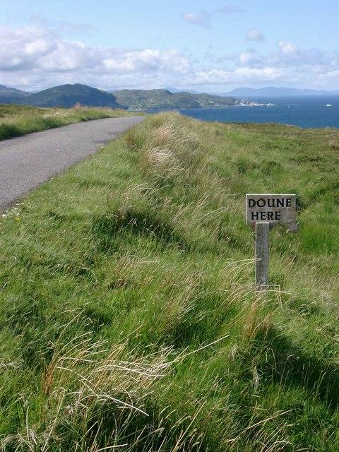 Airor - Inverie road