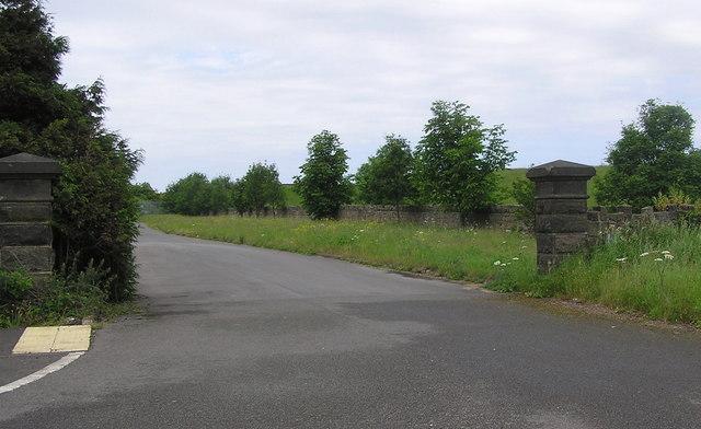Longnewton Reservoir.