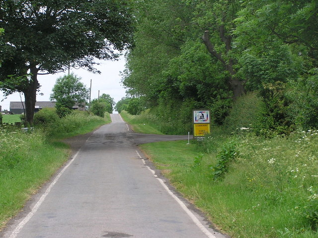 Back Lane : Off the A66(T)