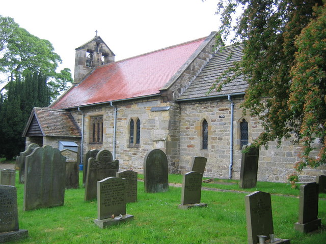 St. Andrew's Church, Normanby