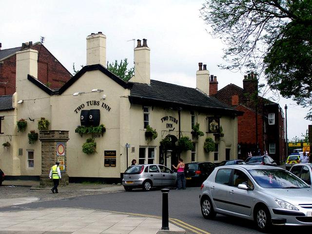 Two Tubs Inn