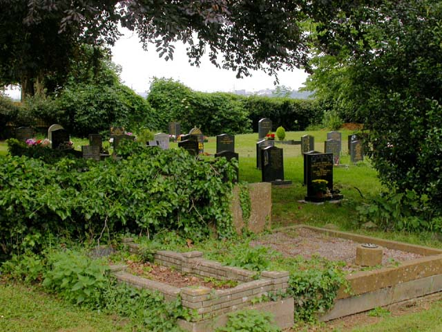 Cemetery, Great Houghton