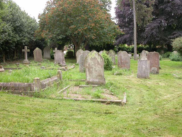 Great Houghton Cemetery