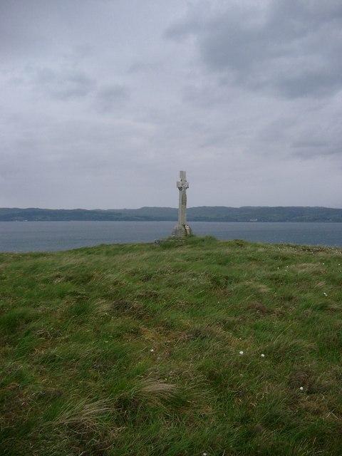 War memorial on Knoydart