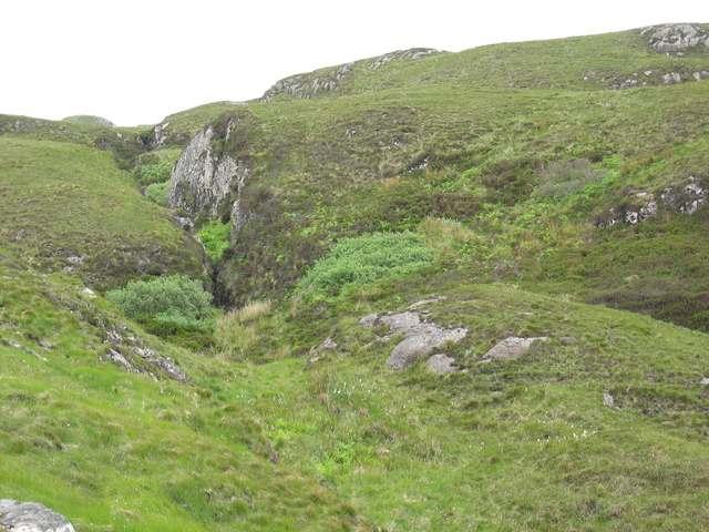 Gorge of the Allt Geodh an Eich Bhric