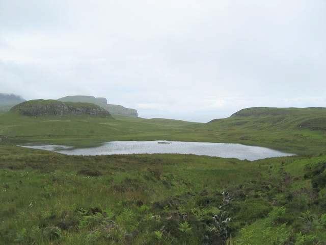 Loch an Sguirr Mhoir