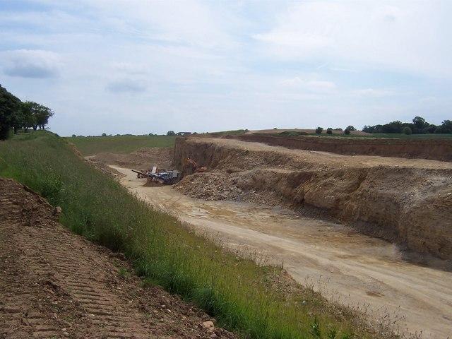 Potgate Quarry