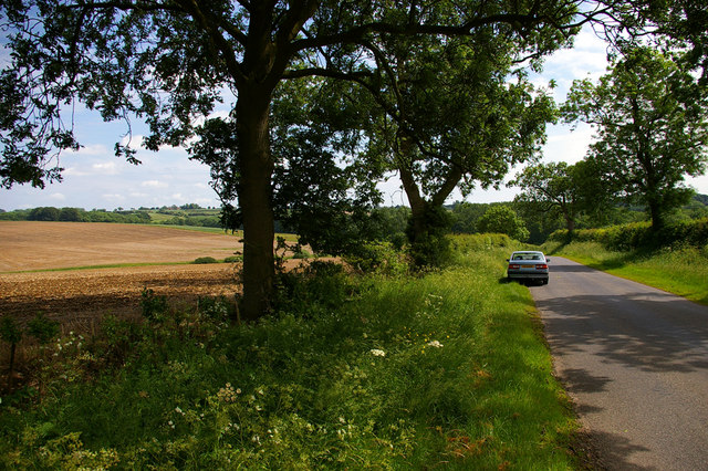 Between Sixhills and Hainton
