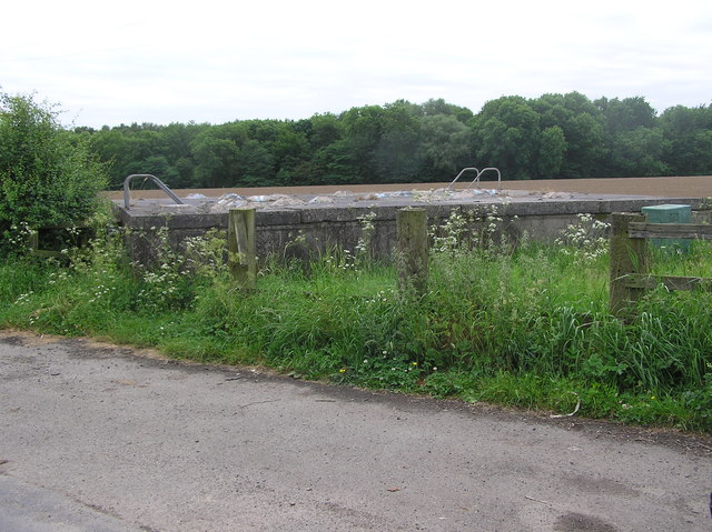 Water Tank : Coatham Lane.