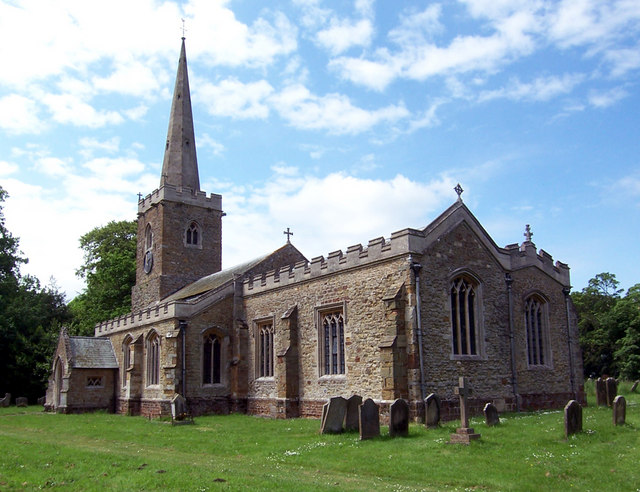 Hainton Church